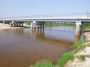 Обследование технического состояния мостового перехода через р.Нгарка-Есетаяха на Дороге автомобильной от куста № 3 до существующей автодороги «Самбургское месторождение – Новый Уренгой»