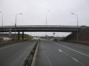 Обследование автодорожного путепровода над съездом КАД  у ПК 365 Выборгского шоссе (Санкт-Петербург)