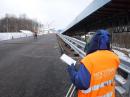 Обследование и испытания автодорожного мостового сооружения в порту Усть-Луга